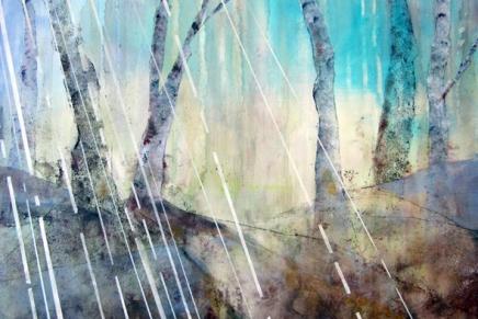 iltapäivät satavat pehmeäähämärää