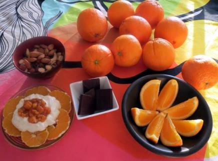 appelsiinivitamiineja