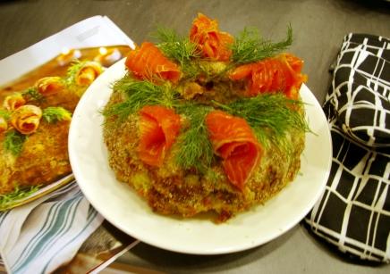 kalakakkua ja sitruunarahkatorttua