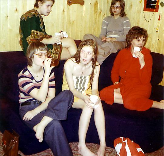 KUVAUSSIHTEEREJÄ VUOSIMALLIA 1972