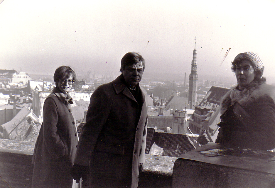 ENNAKKOTUTKIMUSMATKALLA TALLINNASSA 1982