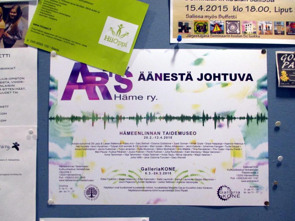 ARS-HÄME 40 VUOTTA