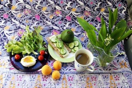 aamiaisherkkuja