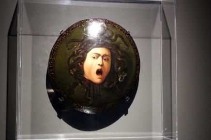 caravaggion näyttely sassarissa