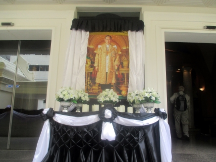 bangkok suruväreissä