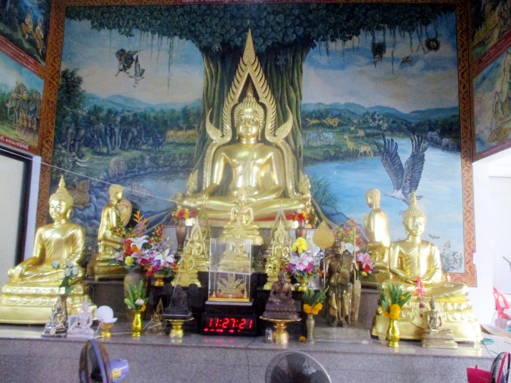 KULTAINEN BUDDHA