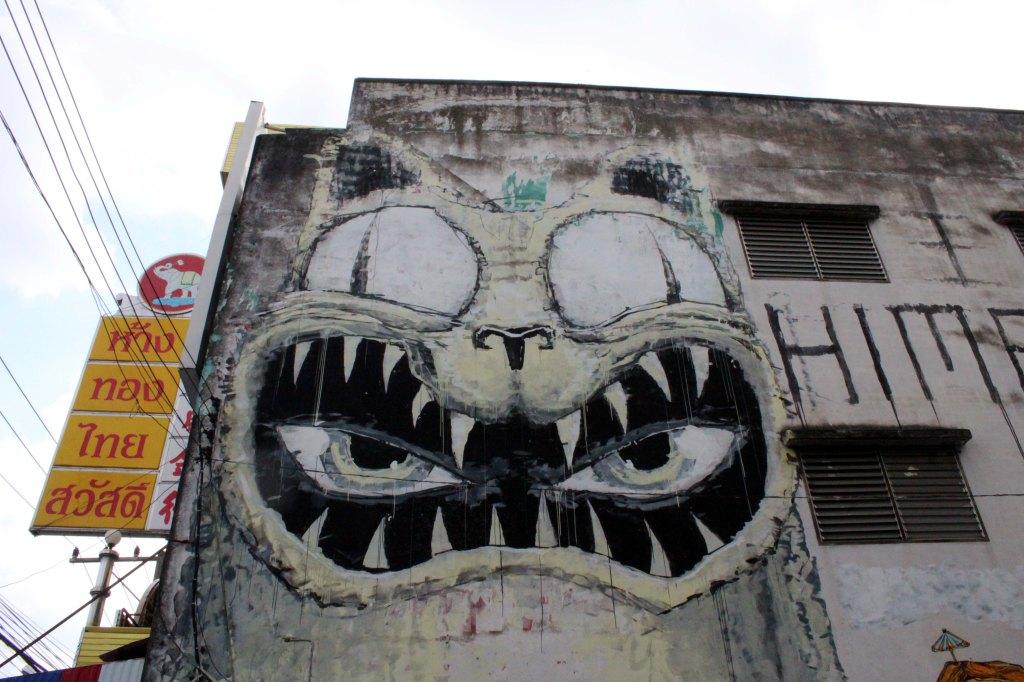GRAFFITI CHIANG MAISSA
