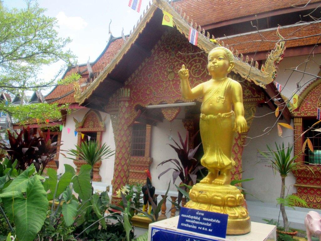 BUDDHA LAPSENA