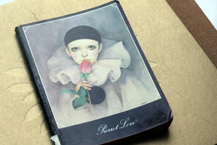 vanhoja päiväkirjoja