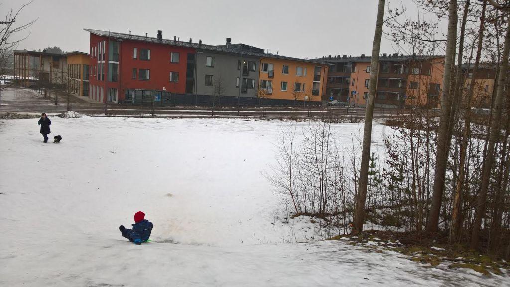 OTSO LIUKUMÄESSÄ