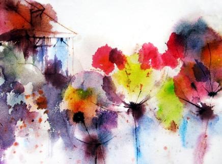 ensimmäiset kotisivuni –taidetta