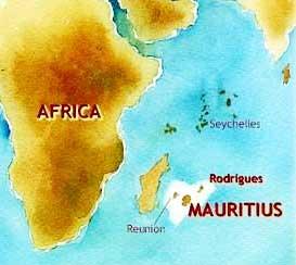 ensimmäiset kotisivuni – mauritius2005
