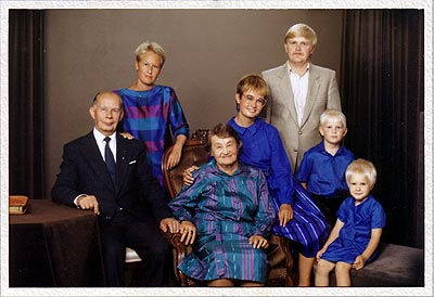 ensimmäiset kotisivuni –sukuhistoriaa