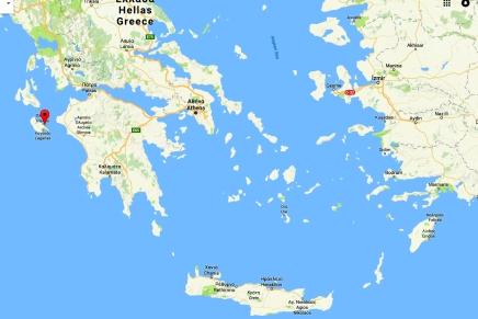 zakynthos – aurinkoloma joonianmerensaarella