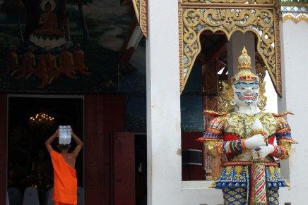 temppelikultaa ja makuelämyksiä
