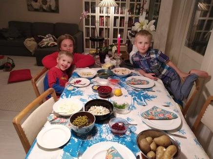 perinteisiä jouluruokia
