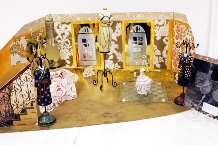 kultainen tanssisali ja syntinenyökerho