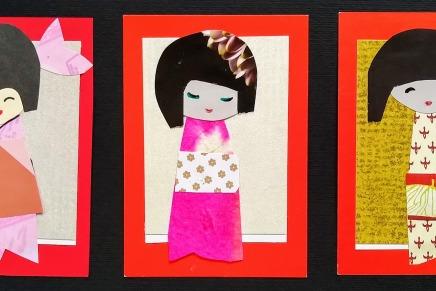 kimonokollaaseja